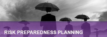 Risk Preparedness Planning